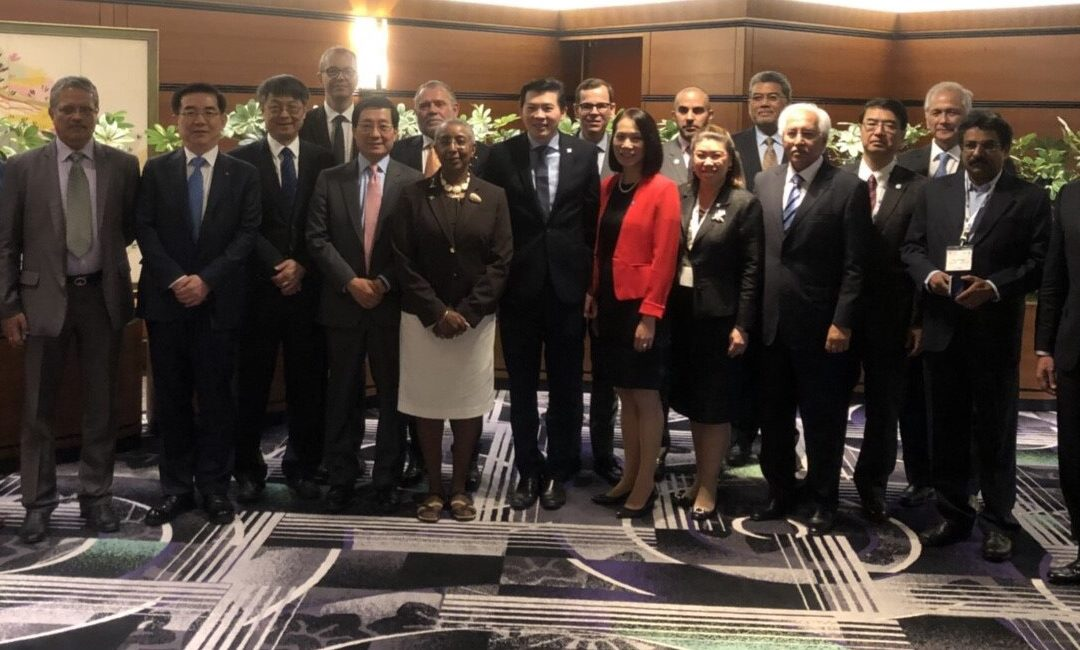 AOT Executive attended 25th ACI Asia Pacific Regional Board Meeting