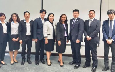 Information Exchange with Narita International Airport Corporation (NAA) delegates
