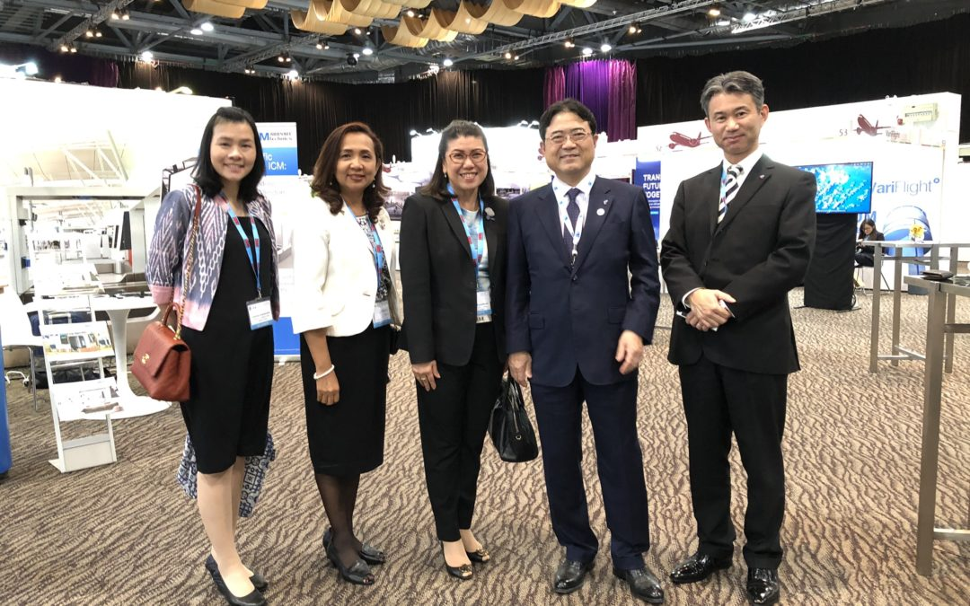 ทอท. ได้เข้าร่วมการประชุม 2019 ACI Asia-Pacific /World Annual General Assembly, Conference and Exhibition