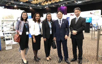 (English) ทอท. ได้เข้าร่วมการประชุม 2019 ACI Asia-Pacific /World Annual General Assembly, Conference and Exhibition